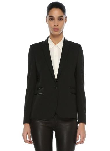 The Kooples Blazer Ceket Siyah